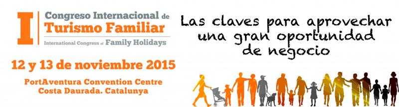 Congreso Internacional de Turismo Familiar en Cataluña