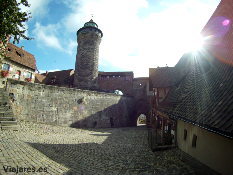 Castillo Imperial de Nuremberg, Alemania