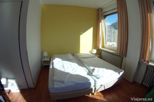 Alojamiento familiar en AO Hostels de Núremberg, Alemania