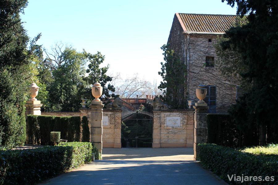 Parque del Laberint d'Horta, Barcelona