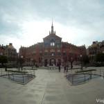 Conjunto del Hodpital de Sant Pau