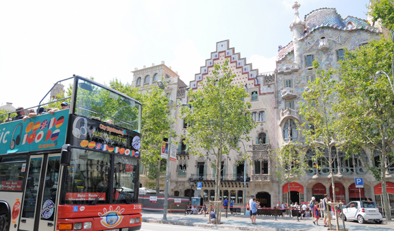 Barcelona Bus Turístic Tickets