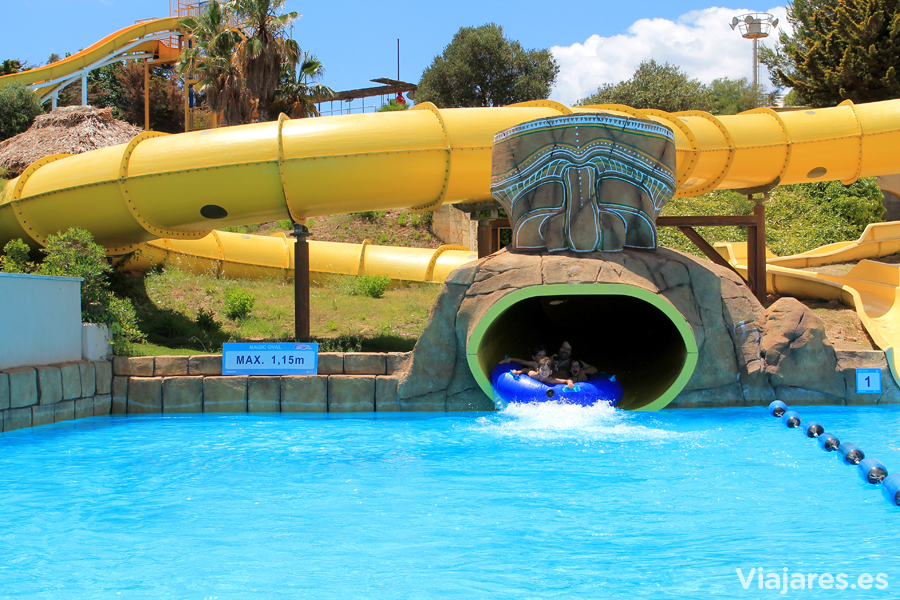 Magic Oval en Aquopolis