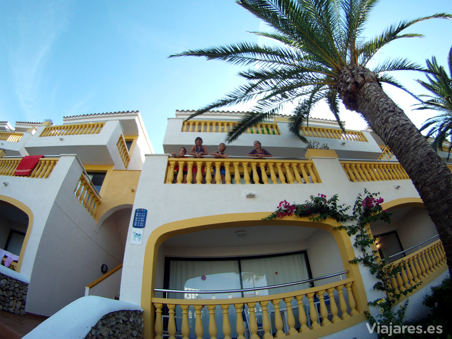 Apartamentos familiares en Royal Son Bou de Menorca