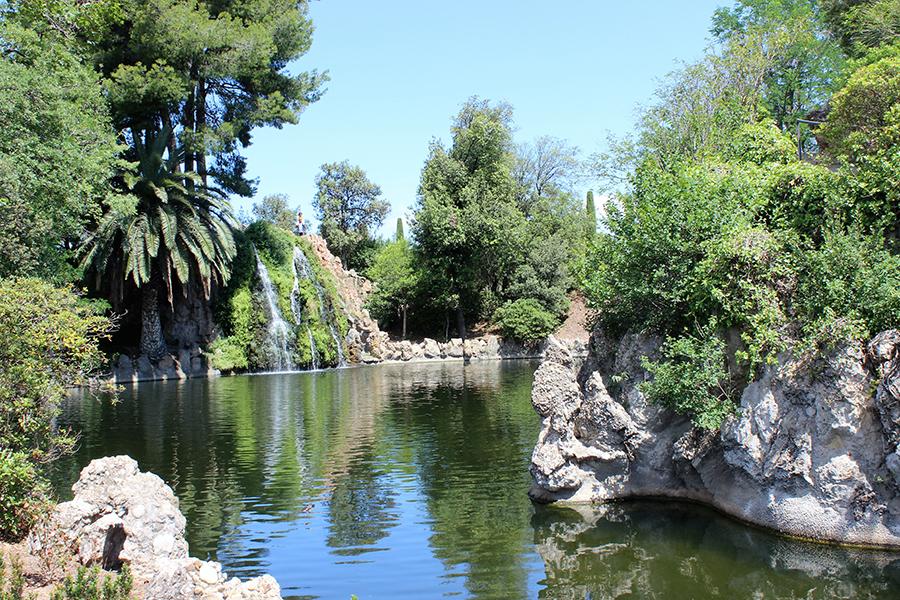 El parque de Torreblanca sorprende por sus impresionantes espacios