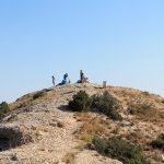 Excursión a la Roca Corbatera con niños
