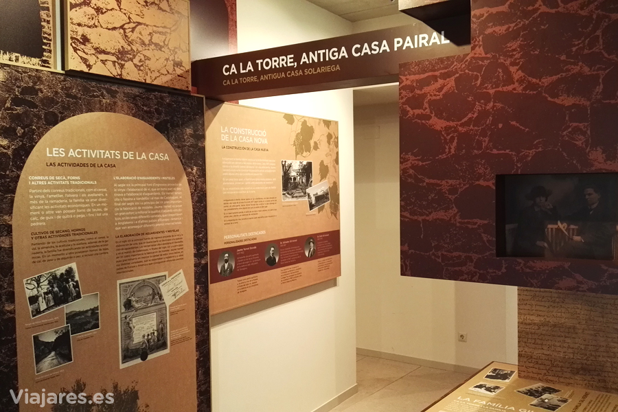 En Ca la Torre de Vandellòs conocemos la historia del municipio