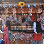 Una de las muchas paraditas del Oktoberfest