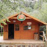Caseta previa al acceso al Bosc Animat