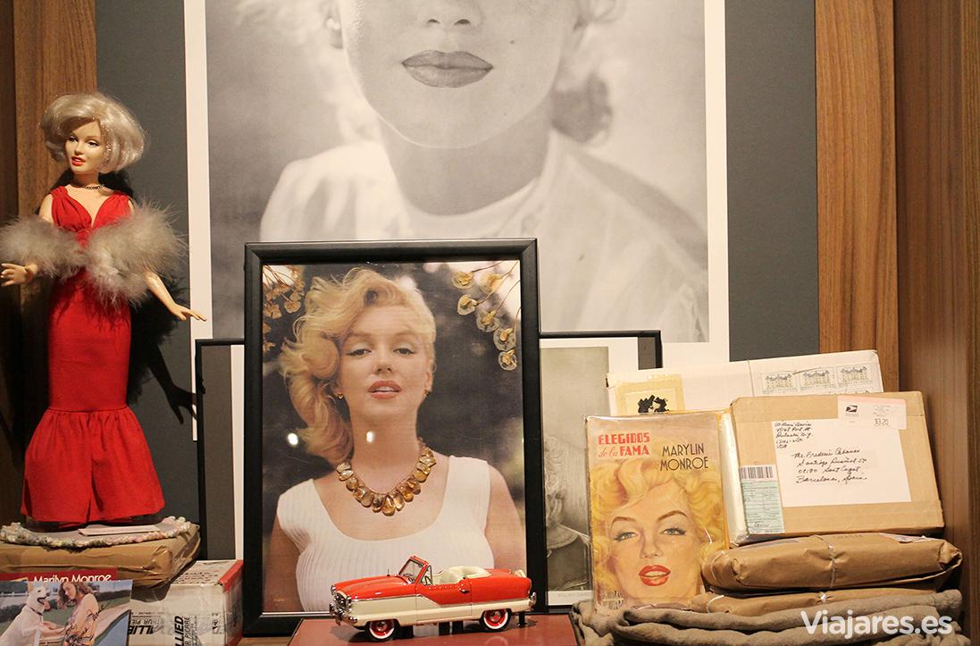 Colección y archivo sobre Marilyn Monroe - Norma Jeane