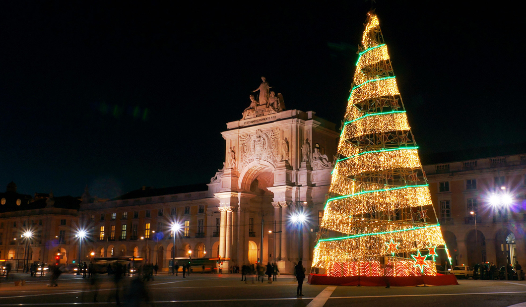 Navidad en Lisboa | Foto WeLoveLisbon