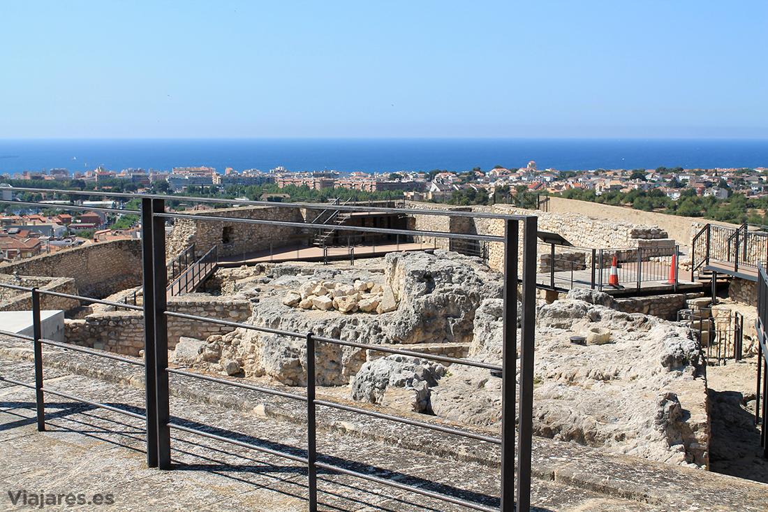 Durante años el Castillo fue el cementerio de la localidad