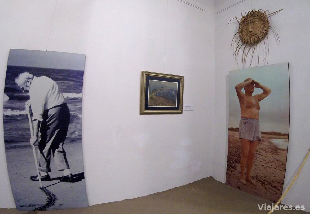 Exposición en el Centre Miró