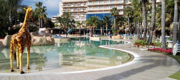 Hotel Palas de La Pineda