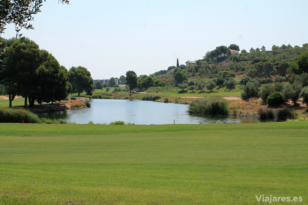 Lumine Golf Club en la Costa Daurada