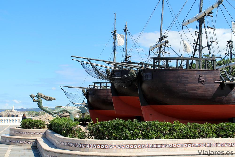Museo El Hombre y El Mar en Santander