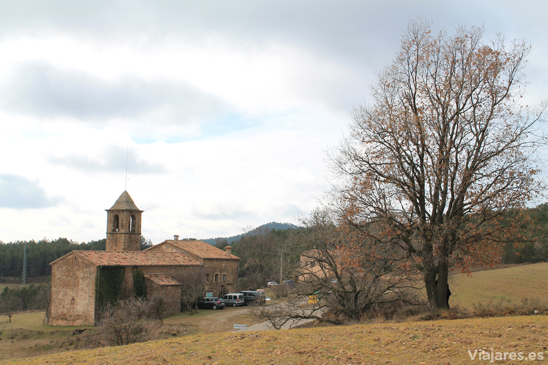 Una casa rodeada de naturaleza en Lladurs, Sosonès