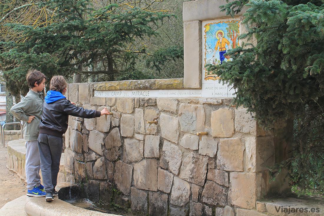 Fuente en Sant Medir