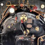 Mandos de control de uno de las locomotoras