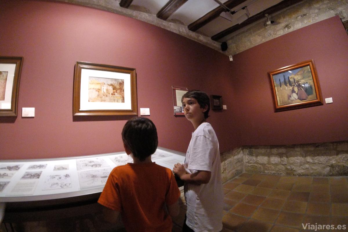 Visita al Centro Picasso de Horta de Sant Joan
