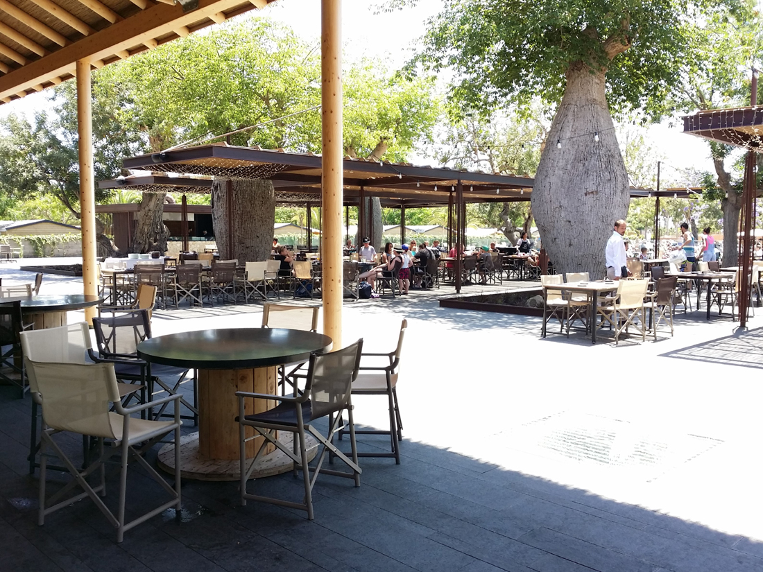 Restaurante Victoria del camping