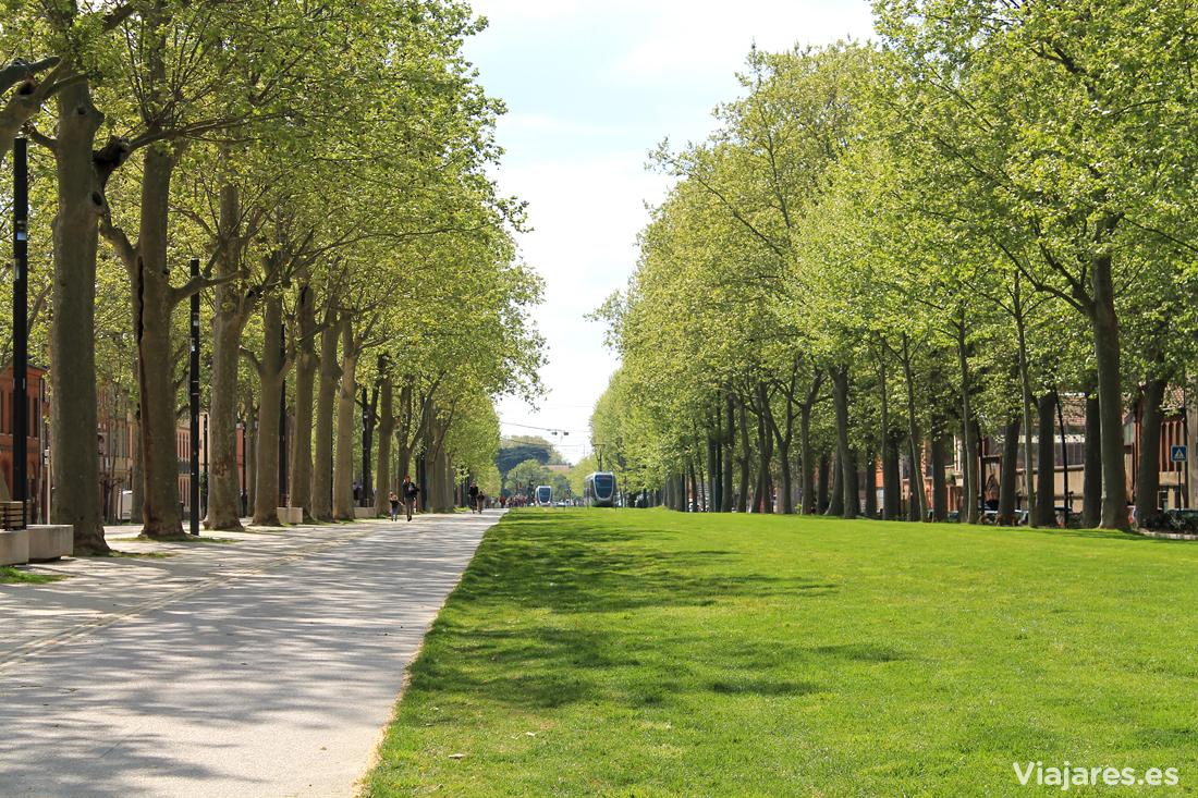 Avenida Jules Guesde, Toulouse