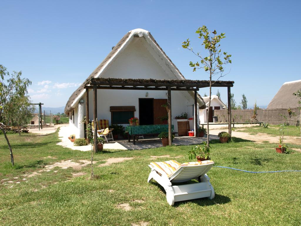 Alojamiento en Deltebre, Barraca Gran