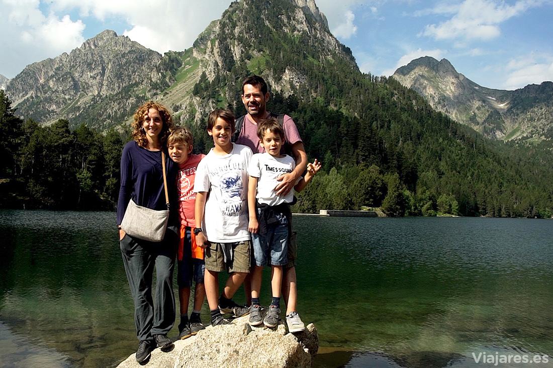Valls d'Àneu - Montaña y naturaleza en familia