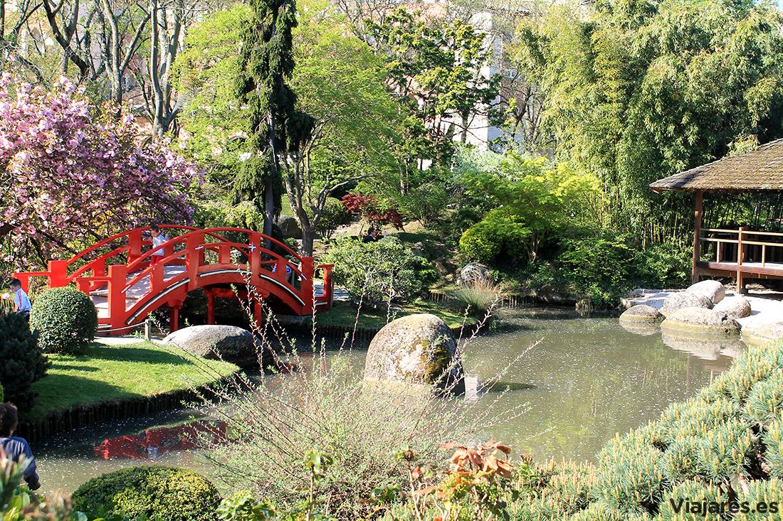 Jard n japon s de toulouse viajares for Jardin japones toulouse