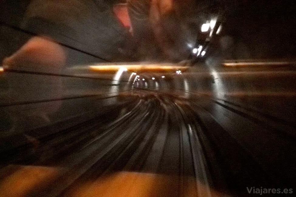 Túnel del metro de Toulouse