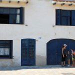 Últimas casas antiguas en el Paseo Marítimo