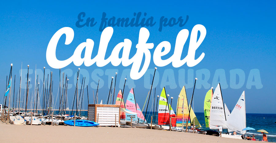 Turismo familiar en Calafell