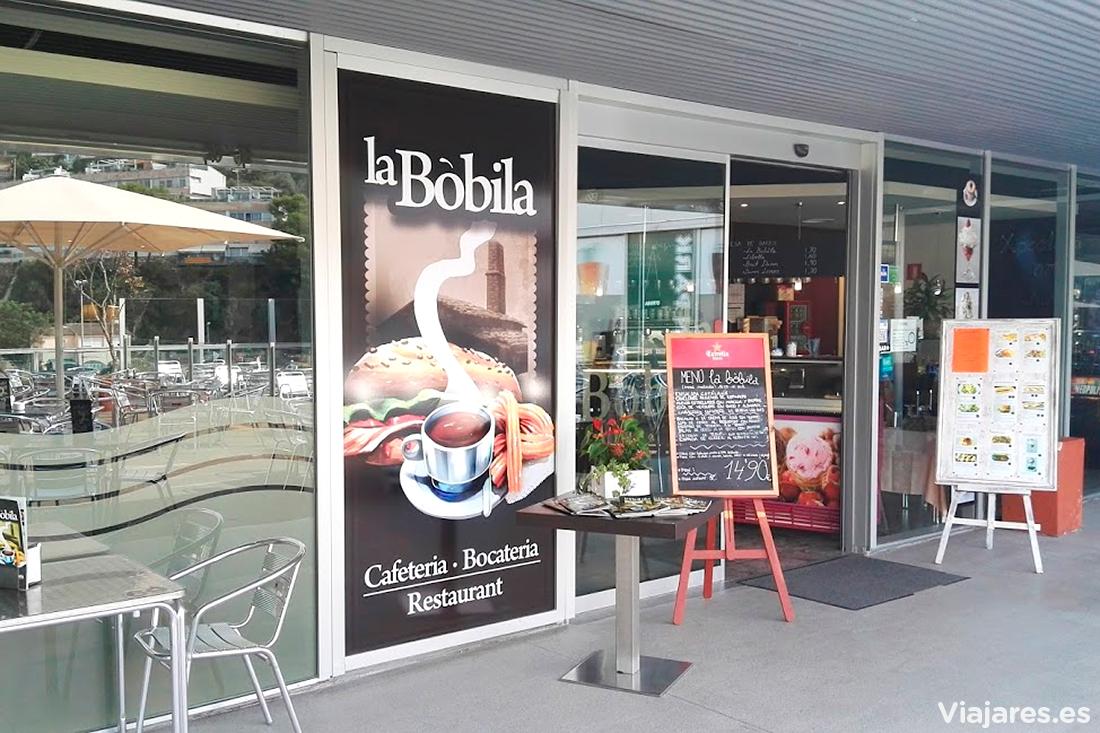 Restaurante la Bòbila