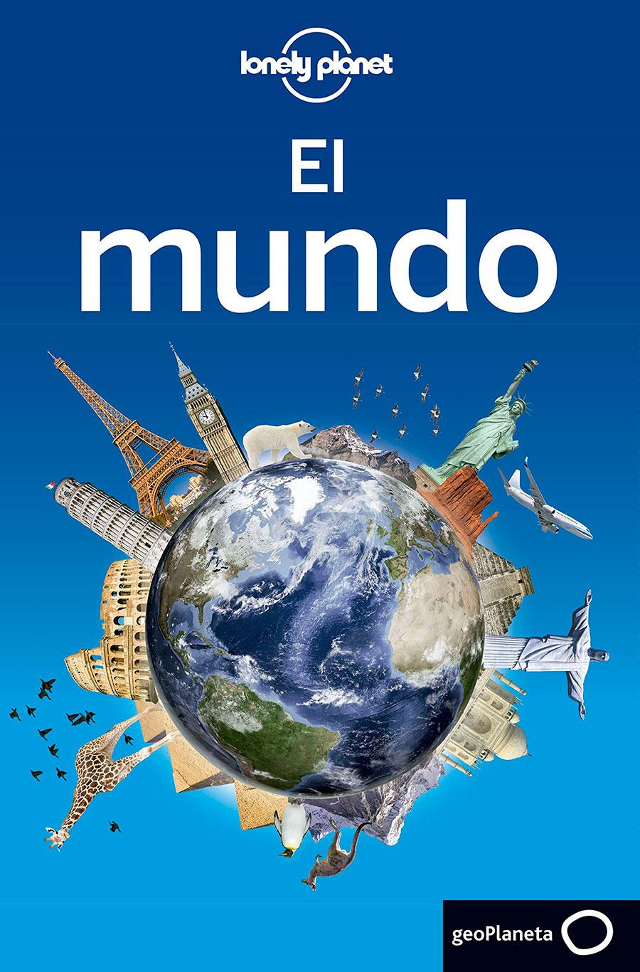 Guía Lonely Planet del Mundo