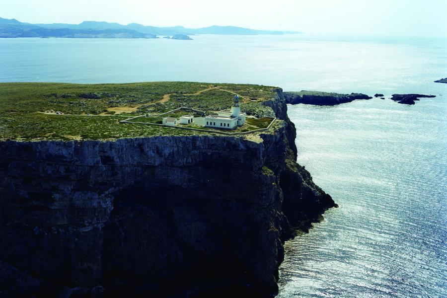 Faro de Cavalleria, Menorca