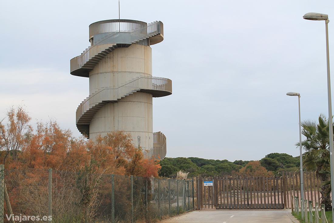 Torre del Mirador de l'Estany de l'Illa