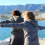 Navegando en la Badia dels Alfacs