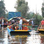 Trajineras de Xochimilco, Ciudad de México