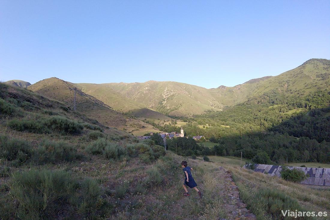 Prados cercanos a Gavàs