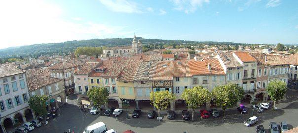 La localidad francesa de Revel