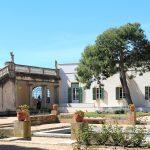Jardines del Museo Pau Casals