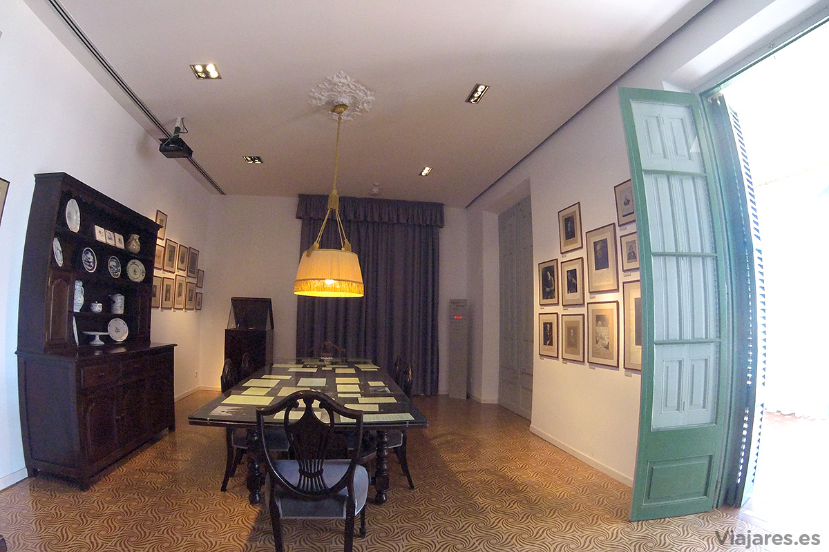 Interoor del Museo Pau Casals