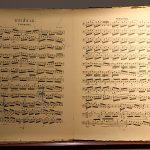 Partitura Suite III para violonchelo de J. S. Bach