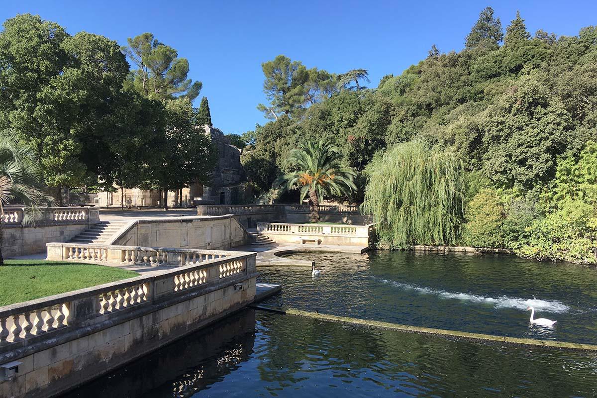 Jardines de la Fontaine