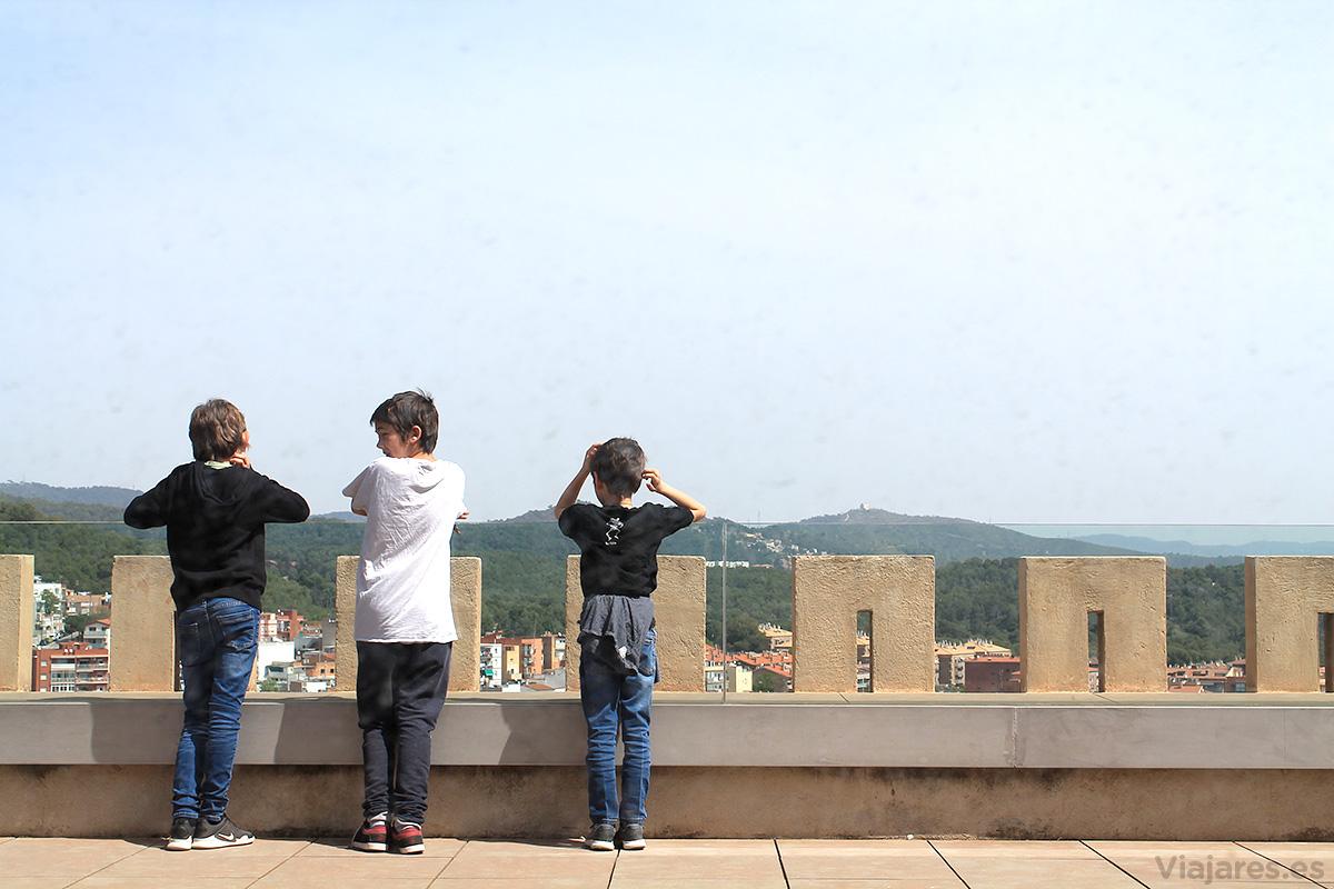 Vigilantes del Castillo de Castelldefels
