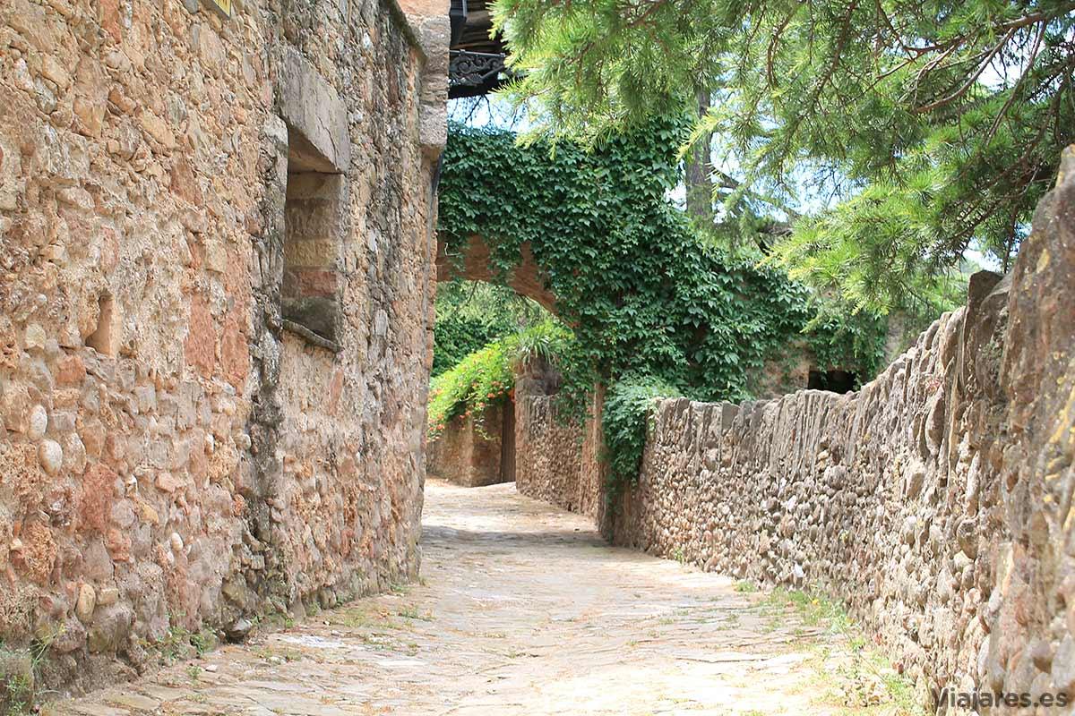 Una de las deliciosas calles de Mura