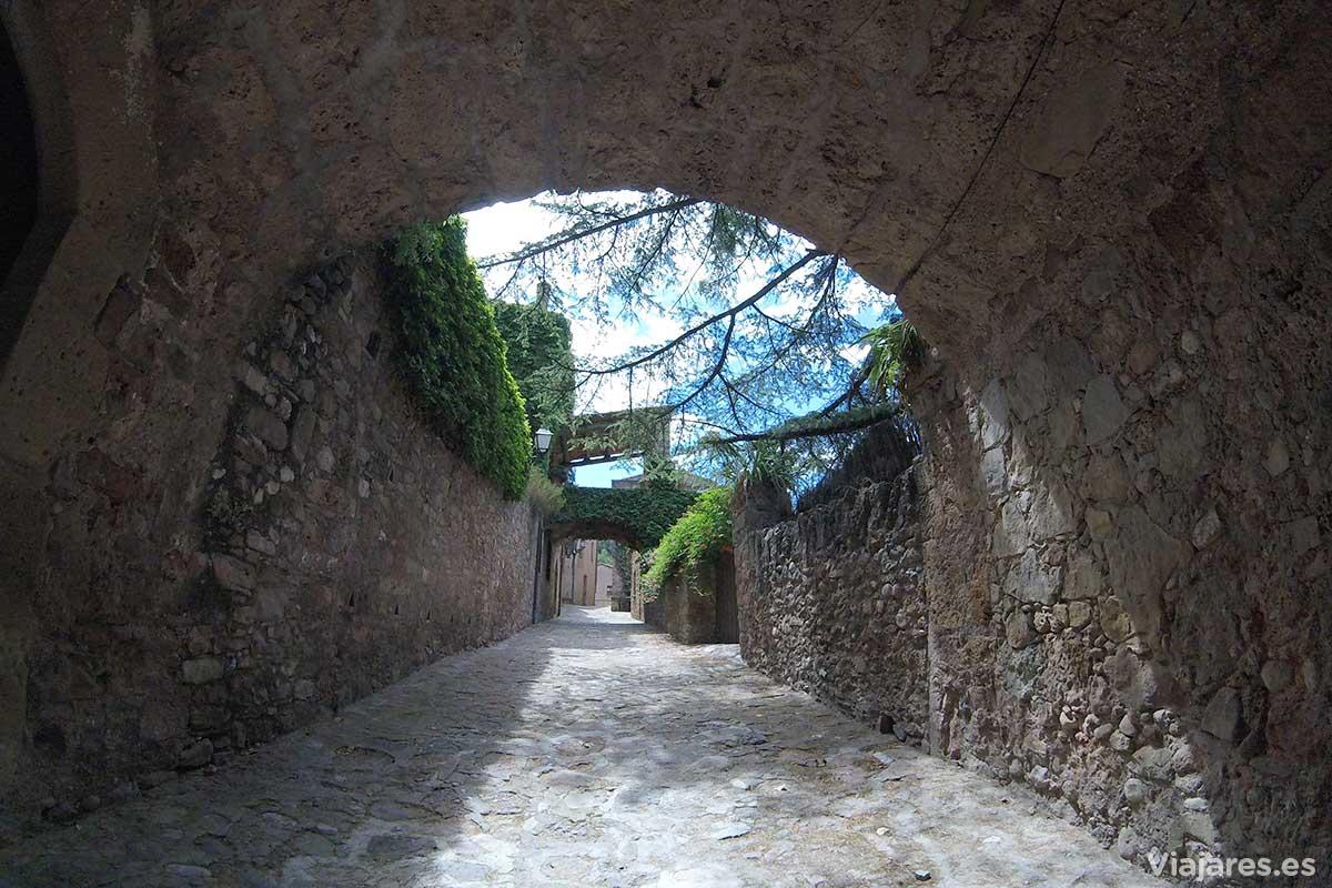 Calles de sabor medieval en Mura