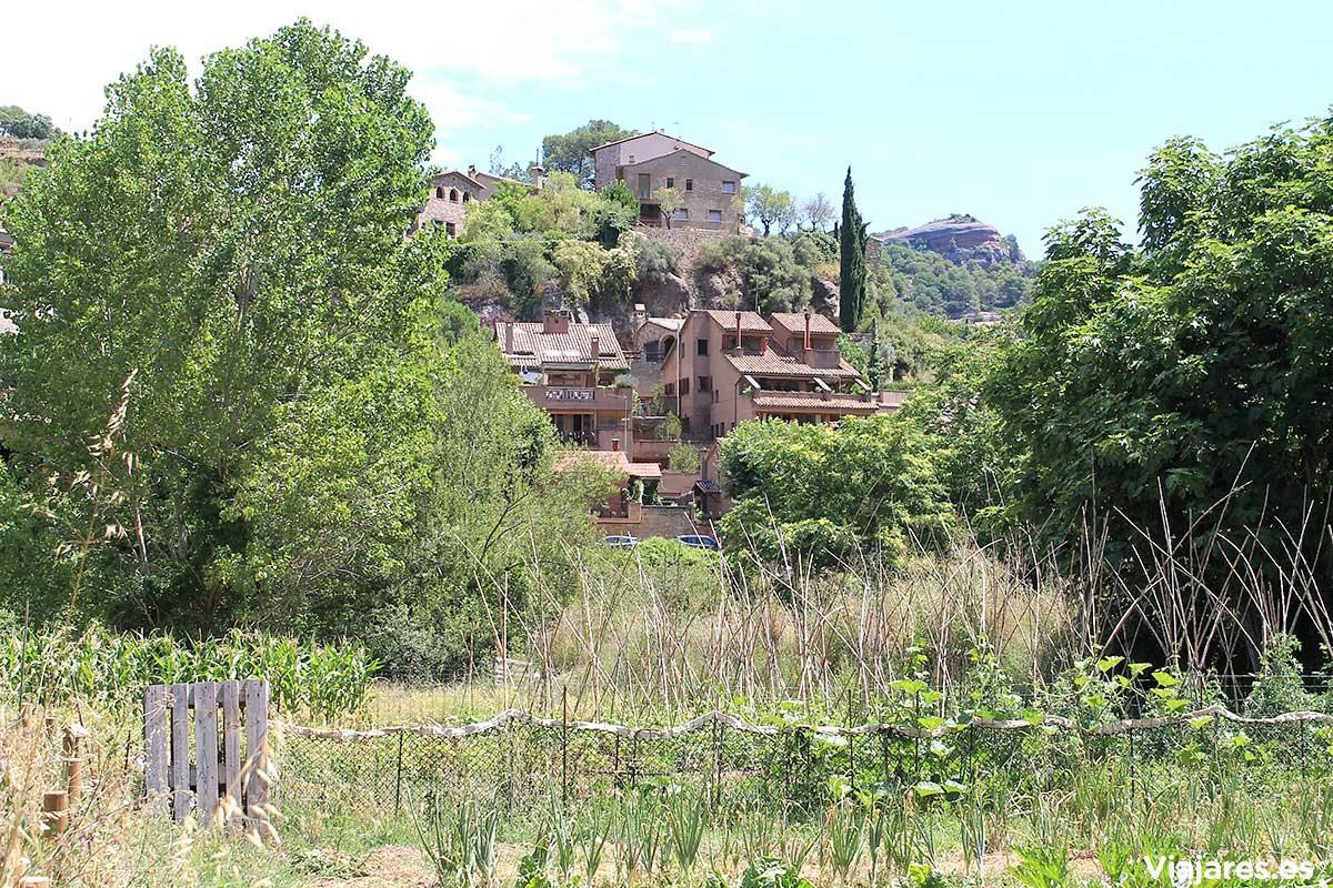 La preciosa villa de Mura