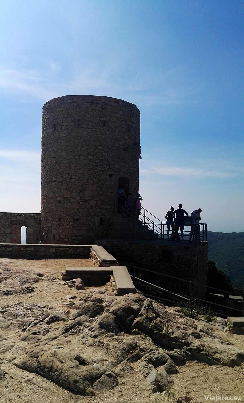 Torre del Castillo de Burriac