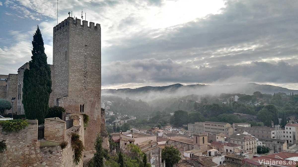 Torre del Castillo de la Zuda de Tortosa